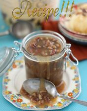 ☆Sweet Southern Sauce!☆Praline Pecan Sauce Recipe☆For Pies, Cheesecake, & More!☆