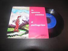 """GIULIO FRANCHI - LO SPAZZACAMINO / IL PELLEGRINO  FONOLA PI 7125  LP 7"""""""