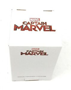 Funko Captain Marvel HIGHER FURTHER FASTER Pint Drinking Glass
