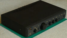 Arcam Alpha 8R integrated amplifier with phono input and remote