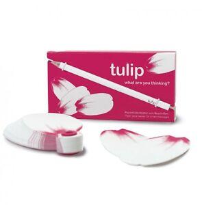 Tulip Petal Notepad & Pencil by Dekoop
