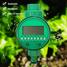 New listing Digital Watering Timer Irrigation Controller Automatic Home Gardening Sprinkler~