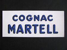 Buvard Publicitaire Cognac Martell