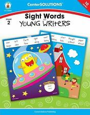 Sight Words for Young Writers, Grade 2 (Centersolutions Tear-Away Books)