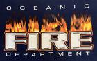 FDNY NYC Oceanic Fire Department New York City T-shirt Sz L NEW Staten Island