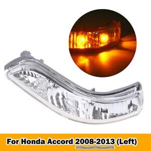 LED Side-Mirror RearView Turn Signal Light Lamp Left Side for 05-12 Acura RL