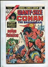 Giant Size Conan #1 ~ The Hour Of The Dragon! ~ (Grade 7.0)WH