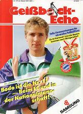 BL 89/90 1. FC Köln - FC Bayern München