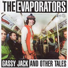 The Evaporators Gassy Jack & Other Tales CD nardwuar new pornographers smugglers