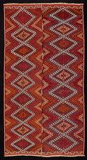TAPPETO PERSIANO KILIM SHAHSAVAND ANNODATO A MANO cm. 341 x 180