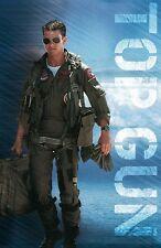 Top Gun movie poster print  : Tom Cruise : 11 x 17 inches (C)