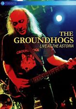 CONCERTO DVD MUSICALE - THE GROUNDHOGS - LIVE AT THE ASTORIA (1998) - Nuovo!!