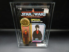 AFA 80 Star Wars IMPERIAL DIGNITARY action figure MOC 1985 Kenner POTF last 17 !