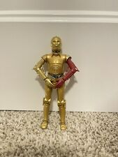 """Hasbro Star Wars Black Series C-3PO Red Arm The Force Awakens  6"""" Action Figure"""