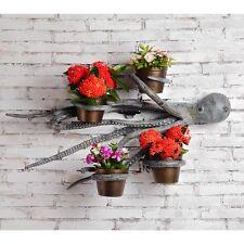 Octopus Wall Hanging Planter Art Sculpture - FREE GIFT Pots Ocean SPI 34406