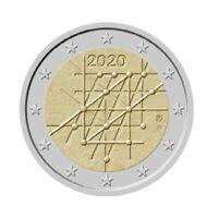 2 euro commémorative Finlande 2020 - Université Turku