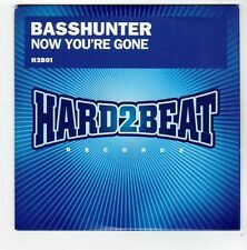 (FA798) Basshunter, Now You're Gone - 2008 DJ CD