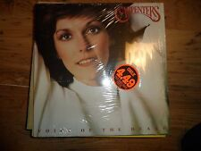 33 TOURS / CARPENTERS  / VOICE OF THE HEART / 1983 / AMLX 64954