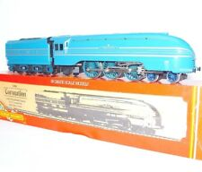 Hornby OO 1:76 LMS CORONATION Class STREAMLINED EXPRESS STEAM LOCOMOTIVE MIB`80!