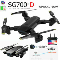 Drone x Pro 2.4G WIFI FPV With 1080P 4K HD Camera Foldable RC Quadcopter Gift