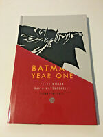 Batman Year One TPB - DC Comics - Frank Miller - Hardcover - Excellent Shape