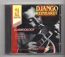 (JS861) Django Reinhardt, Djangology - CD