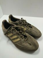 ADIDAS SAMBA AD 1949 - Brown Suede Shoes - Men's Size 6.5 Soccer Track Fitness