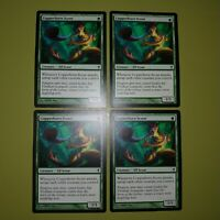 Copperhorn Scout x4 Conspiracy 4x Playset Magic the Gathering MTG