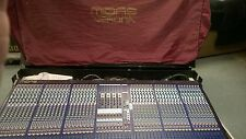 MIDAS Verona 48 Channel Professional Mixing Console (Tour Package) Never Toured!
