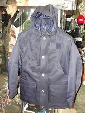 Parka veste Armée de l'Air déperlante bleu marine taille 36C (XS) anti-statique