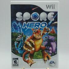 Spore Hero Nintendo Wii EA Maxis Electronic Arts