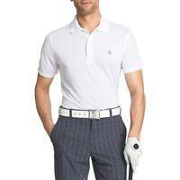 izod golf swingflex polo shirt white size x-large