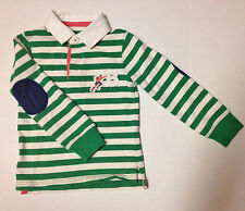 Mini Boden Boys' Rugby Shirt 2-16 Years