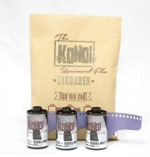 Kono Rekorder 100-200asa 135 24exp Pack Of Three