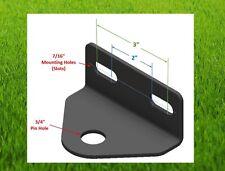 "Mower Trailer/Tow Hitch Universal Zero Turn (ZTR) - 2""/3"" mt 3/4"" pin hole (SH)"