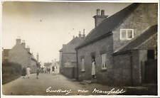 Cuckney near Mansfield.