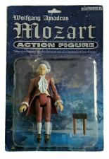 2004 Wolfgang Amadeus Mozart Action Figure by Accoutrements RARE