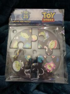 Toy Story Coaster Mini Puzzle Loot Crate Exclusive