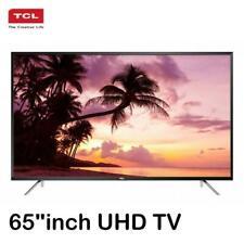 TCL 65 inches 4K UHD LED TV  Smart LED TV Netflix YouTube 65P4US