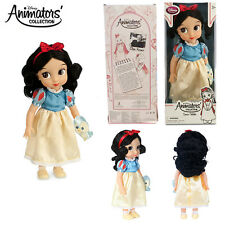 16'' DISNEY ANIMATORS' COLLECTION SNOW WHITE ACTION FIGURE DOLL TODDLER KID TOY