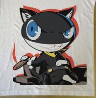 Persona 5 Morgana Inspired T-Shirt - Shin Megami Tensei Mona Tee by Rev-Level
