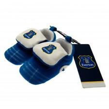 Everton Fc Baby Booties Slippers Football Boot 9/12 Months