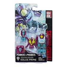 TRANSFORMERS GENERATIONS POWER OF PRIMES MASTER SOLUS PRIME ACTION FIGURE