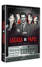 LA CASA DE PAPEL **DVD R2** Serie Completa