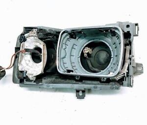 1981-1985 Mercedes Benz W126 Left Driver Head Light Assembly Base 1305234001 OEM