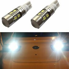JDM ASTAR 2x 921 912 Samsung 6000K White Back Up Reverse LED Lights Backup Bulbs