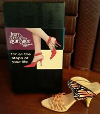 2002 Just the Right Shoe by Raine Monarch Shoe