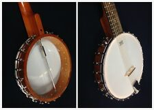 Brand New Caraya BJ-006OB 6-String Open-Back Banjo w/Free Gig Bag,Extra Strings