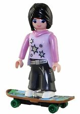 Playmobil Mystery Figure Series 9 5599 Skateboarder Skateboard Hoodie NEW