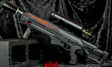 "Not a Flamethrower Tactical Torch ""Midnight Black"""